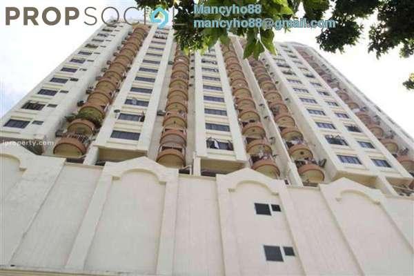 For Sale Condominium at Menara Bakti, Petaling Jaya Freehold Semi Furnished 2R/2B 400k