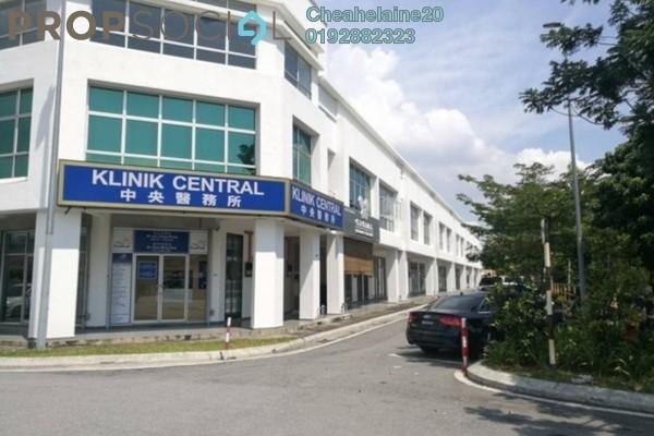 For Rent Shop at Taman Sri Segambut, Segambut Freehold Unfurnished 0R/2B 2k