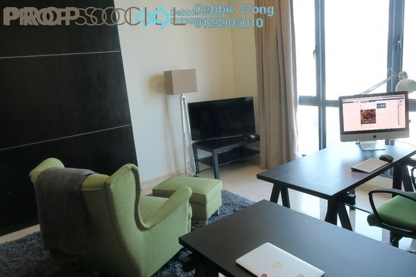 For Sale Condominium at 11 Mont Kiara, Mont Kiara Freehold Fully Furnished 4R/5B 2.85m