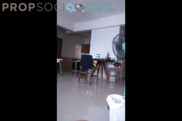 For Sale Apartment at Bukit Segambut, Segambut Freehold Semi Furnished 3R/2B 485k