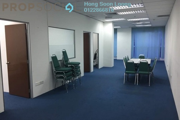 For Rent Office at Section 19, Petaling Jaya Freehold Semi Furnished 0R/2B 4.42k