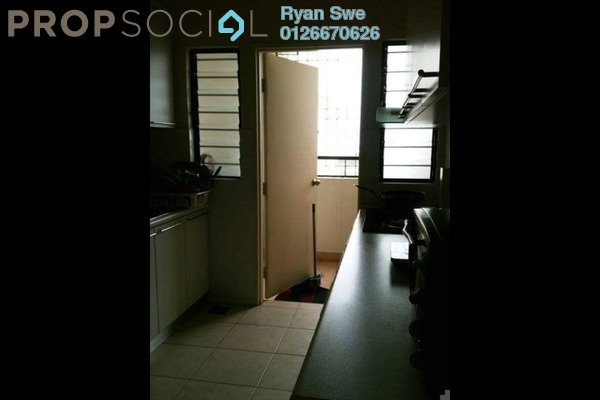 For Sale Condominium at Changkat View, Dutamas Freehold Semi Furnished 3R/2B 535k