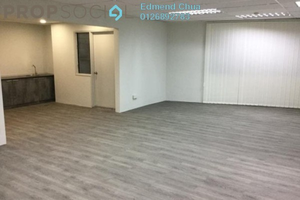 For Sale Office at Wisma UOA I, KLCC Freehold Semi Furnished 0R/0B 1.28m