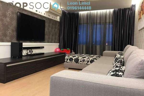 For Sale Condominium at Koi Kinrara, Bandar Puchong Jaya Freehold Semi Furnished 3R/2B 515k
