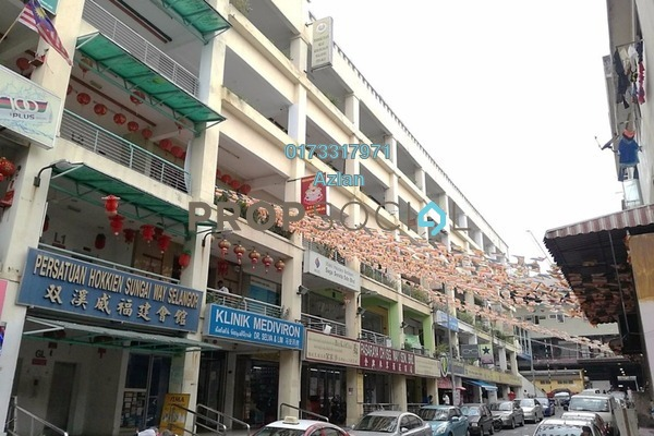 For Rent Shop at Sungei Way, Petaling Jaya Freehold Unfurnished 0R/1B 1.3k