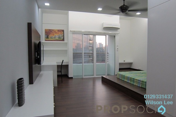 For Sale Condominium at Maytower, Dang Wangi Freehold Fully Furnished 1R/1B 420k