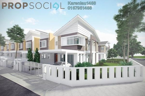 For Sale Terrace at Centrus SoHo 1, Cyberjaya Freehold Unfurnished 4R/4B 529k