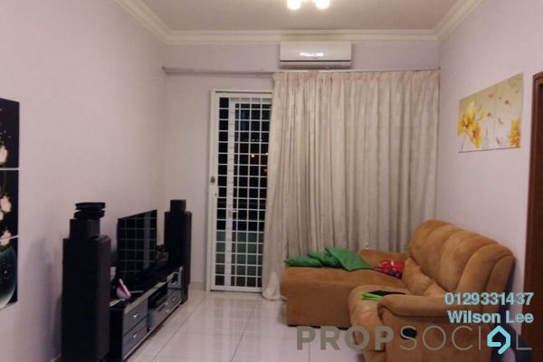 For Sale Condominium at Royal Regent, Dutamas Freehold Fully Furnished 2R/2B 540k