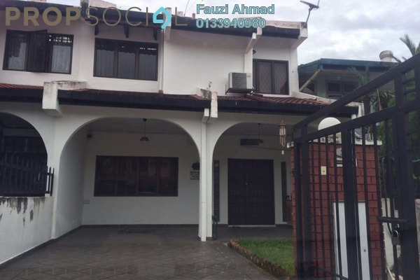 For Sale Terrace at SS19, Subang Jaya Freehold Fully Furnished 5R/4B 980k