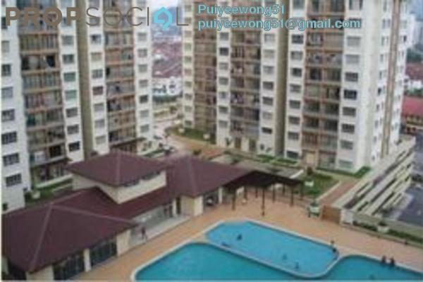 For Rent Condominium at Ampang Prima, Ampang Leasehold Fully Furnished 2R/2B 1.5k