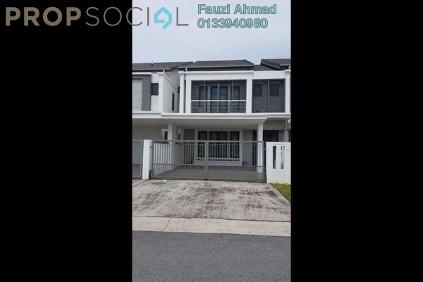 For Sale Terrace at Aquina, Alam Impian Freehold Unfurnished 4R/4B 800k