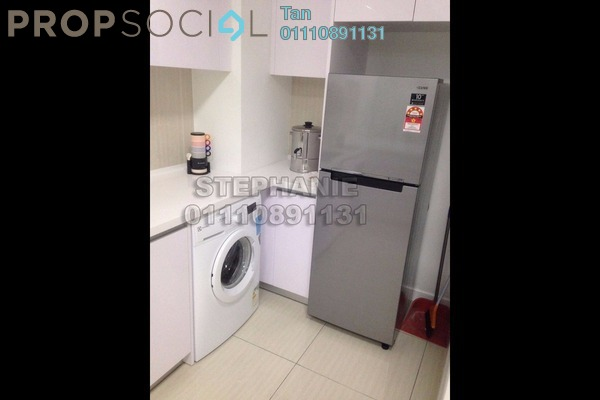 For Sale Condominium at The Elements, Ampang Hilir Freehold Fully Furnished 0R/1B 420k