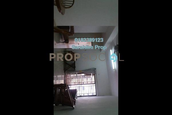 For Rent Condominium at Pelangi Utama, Bandar Utama Freehold Semi Furnished 3R/2B 1.8k