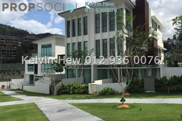 For Sale Bungalow at The Airie, Bandar Sri Damansara Freehold Semi Furnished 5R/7B 2.4m