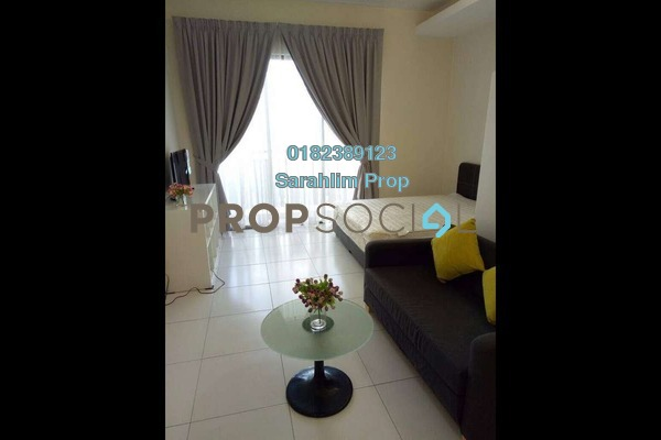 For Rent Condominium at Neo Damansara, Damansara Perdana Freehold Fully Furnished 1R/1B 1.55k