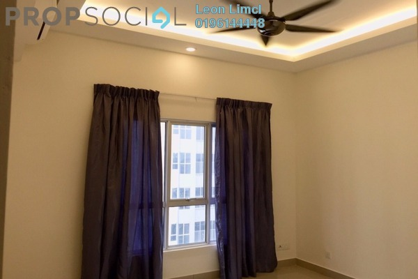 For Sale Condominium at The Wharf, Puchong Freehold Semi Furnished 4R/2B 530k