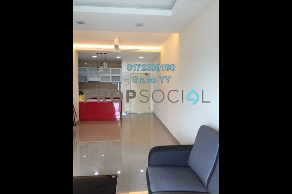 For Sale Condominium at OUG Parklane, Old Klang Road Freehold Semi Furnished 3R/2B 378k