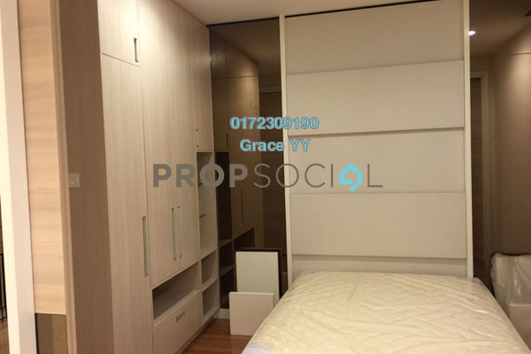 For Sale Condominium at Eve Suite, Ara Damansara Freehold Fully Furnished 2R/2B 708k