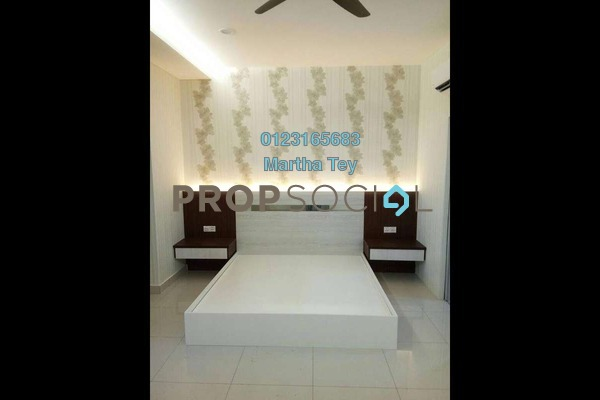 For Rent Serviced Residence at Da Men, UEP Subang Jaya Freehold Fully Furnished 1R/1B 2.2k