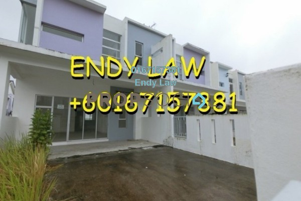 For Sale Terrace at Goodfields Residence, Bukit Minyak Freehold Semi Furnished 4R/3B 565k