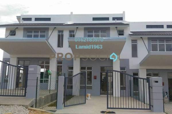 For Sale Terrace at Taman Kelubi Idaman, Jasin Leasehold Unfurnished 4R/3B 250k