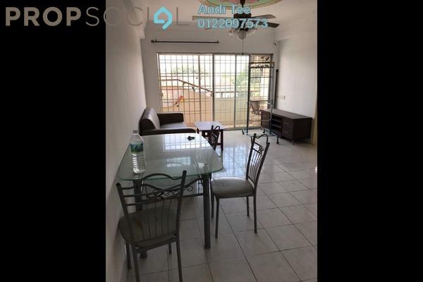 For Sale Apartment at Megaria Tulip, Seri Kembangan Freehold Semi Furnished 3R/2B 330k