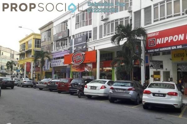 For Rent Office at Medan Idaman Business Centre, Setapak Freehold Unfurnished 0R/0B 1.6k
