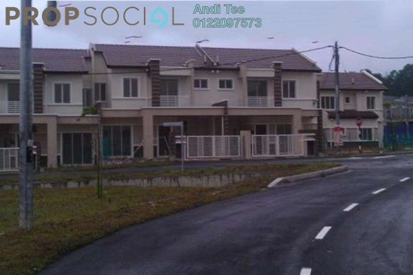 For Rent Terrace at Saujana Impian, Kajang Freehold Unfurnished 4R/3B 1.3k
