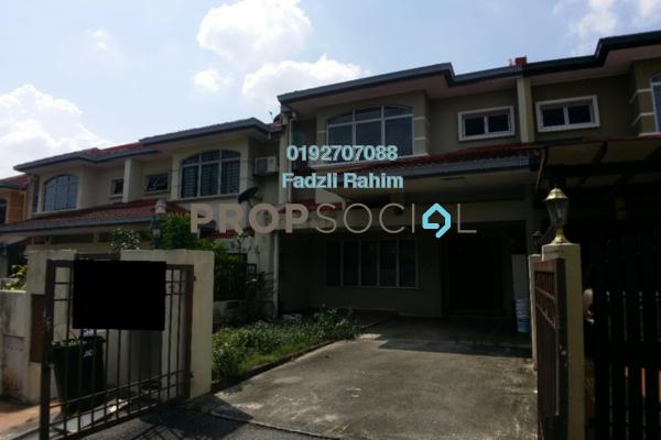 For Sale Terrace at Seri Utama, Kota Damansara Leasehold Unfurnished 4R/3B 880k