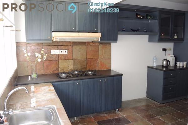 For Sale Terrace at Zaaba, TTDI Freehold Semi Furnished 4R/3B 1.58m