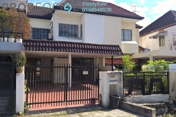 For Sale Terrace at SS22, Damansara Jaya Freehold Unfurnished 4R/3B 1.4m