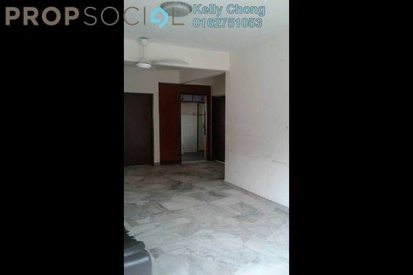 For Rent Condominium at Goodyear Court 2, UEP Subang Jaya Freehold Semi Furnished 3R/1B 1.05k