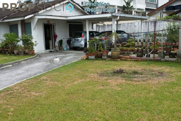 For Sale Bungalow at SS1, Petaling Jaya Freehold Semi Furnished 4R/3B 2.45m