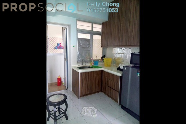 For Rent Condominium at Main Place Residence, UEP Subang Jaya Freehold Fully Furnished 2R/1B 1.5k