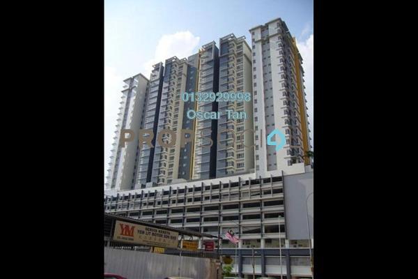 For Rent Condominium at Viva Residency, Sentul Freehold Fully Furnished 2R/2B 2.2k