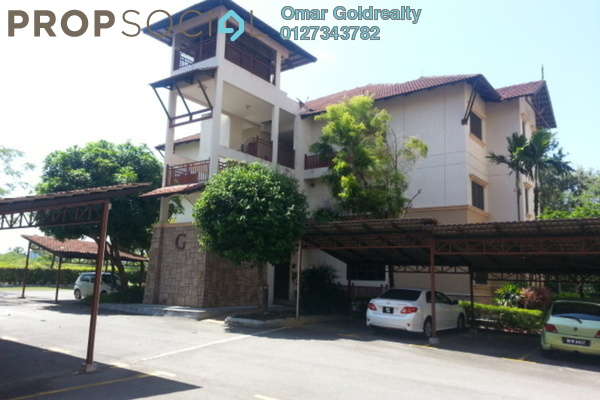 For Rent Condominium at D'Melor, Cyberjaya Freehold Fully Furnished 3R/2B 2.3k
