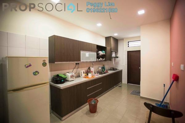 For Sale Terrace at Bandar Tasik Puteri, Rawang Freehold Semi Furnished 4R/3B 508k