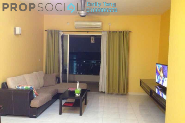 For Sale Condominium at Seri Maya, Setiawangsa Freehold Fully Furnished 3R/2B 850k