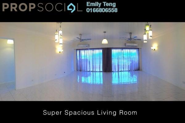 For Sale Condominium at Seri Maya, Setiawangsa Freehold Semi Furnished 3R/3B 970k
