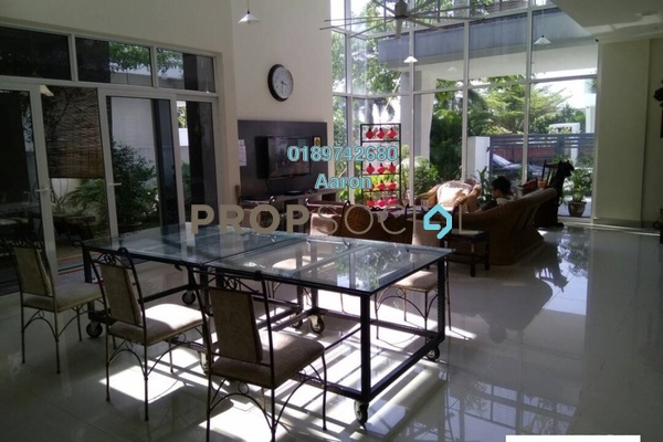 For Sale Bungalow at Taman Sri Muda, Shah Alam Freehold Semi Furnished 5R/6B 2.3m