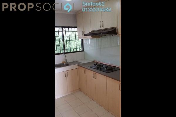 For Rent Condominium at Tivoli Villas, Bangsar Freehold Semi Furnished 2R/2B 2k