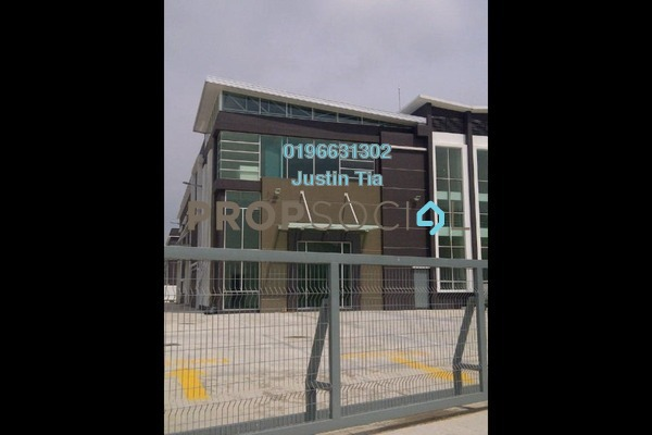 For Rent Factory at Section U5, Subang Freehold Semi Furnished 0R/0B 18k