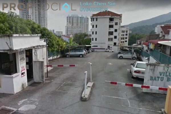For Rent Apartment at Villa Batu Bukit, Tanjung Tokong Freehold Semi Furnished 3R/2B 1.3k