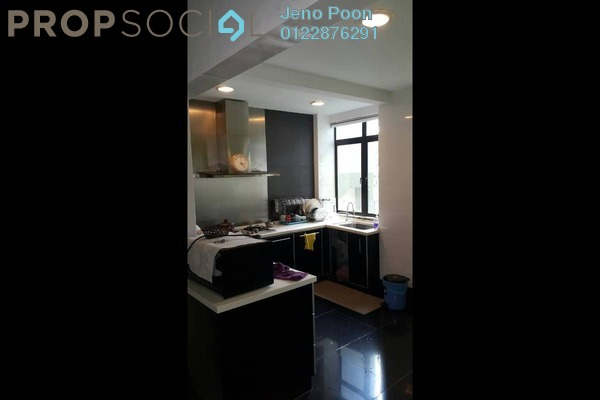 For Rent Condominium at Ehsan Ria, Petaling Jaya Freehold Fully Furnished 3R/2B 2.2k