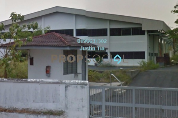 For Sale Factory at Beranang Industrial Park, Semenyih Leasehold Unfurnished 0R/0B 13.8m
