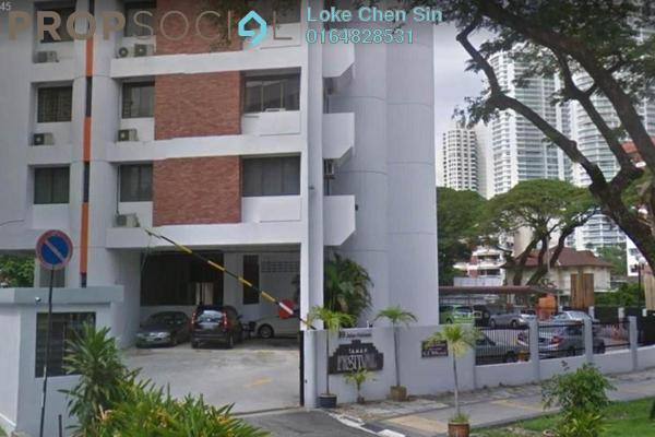 For Rent Apartment at Taman Festival, Pulau Tikus Freehold Semi Furnished 3R/3B 2.8千