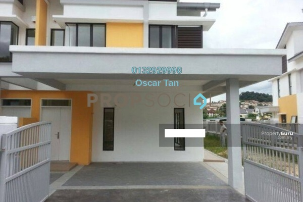 For Sale Terrace at Sutera Ria @ Sutera Damansara, Damansara Damai Freehold Unfurnished 4R/4B 850k