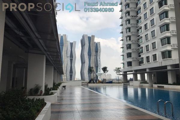 For Sale Condominium at Sentul Rafflesia, Sentul Leasehold Unfurnished 3R/2B 570k