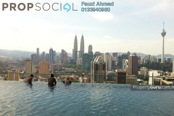 For Sale Condominium at Regalia, Putra Freehold Fully Furnished 1R/1B 490k
