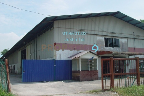 For Rent Factory at Monterez, Shah Alam Freehold Semi Furnished 0R/0B 15.6k